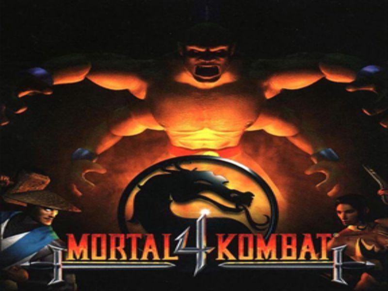Download Mortal Kombat 4 Game PC Free