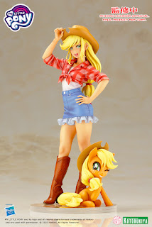 My Little Pony Applejack Kotobukiya Bishoujo Statue