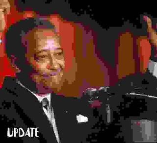 David Dinkins, New York's first Black mayor,