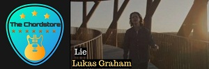 Lukas Graham - LIE Guitar Chords