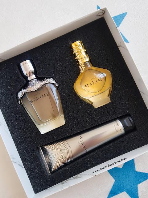 Avon Maxima parfüm yorumlar