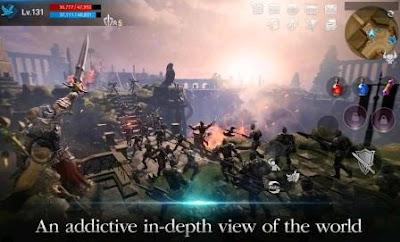 Game MMORPG Terbaik Android 2020 Grafik Super HD