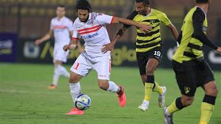 مشاهدة مباراة الزمالك ووادى دجلة بث مباشر اليوم الخميس 1-11-2018 Wadi Degla vs Zamalek Live