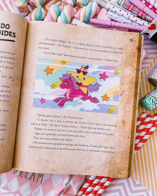 Dipper E Mabel Em a Maldição Do Tesouro Dos Piratas Do Tempo! - Jeffrey Rowe
