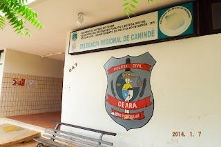 Resultado de imagem para Delegacia Regional de Canindé