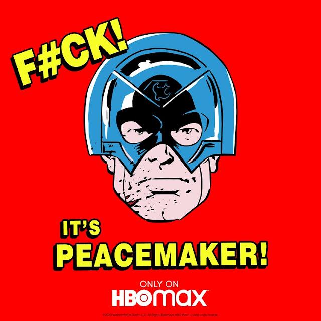 F#ck! It's Peacemaker!