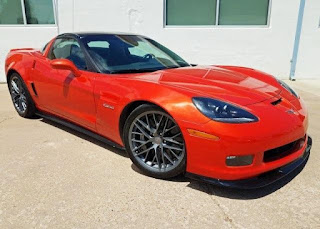 2011 Corvette Z06 For Sale at Purifoy Chevrolet Fort Lupton