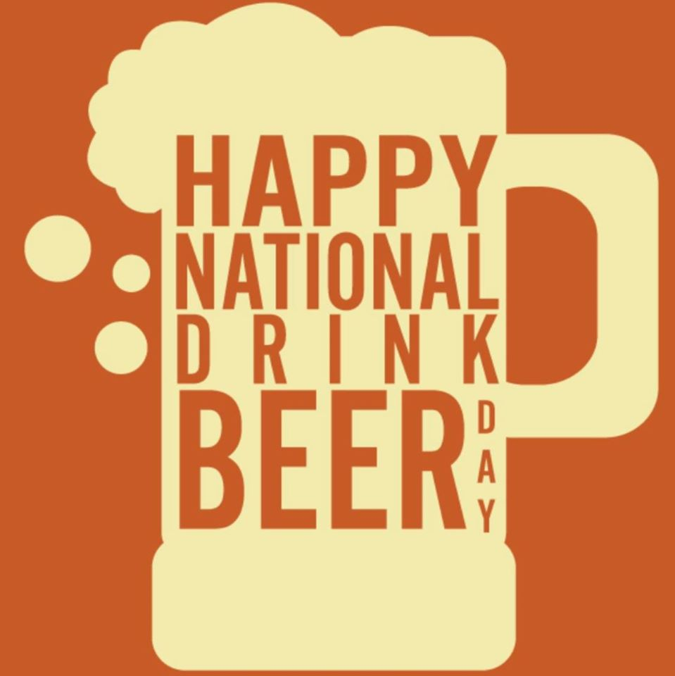 National Drink Beer Day Wishes Lovely Pics