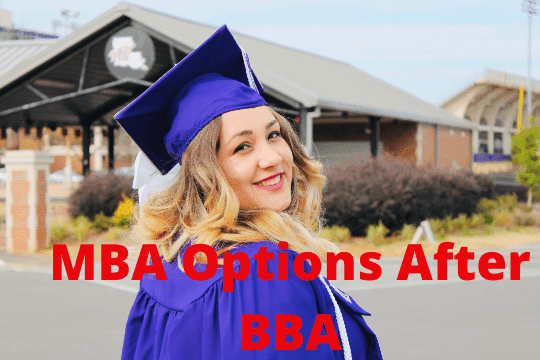 MBA Options After BBA