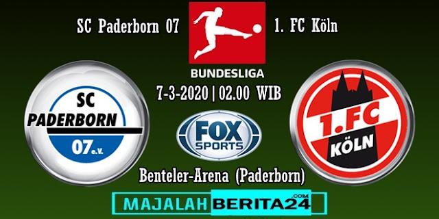 Prediksi SC Paderborn vs FC Koln