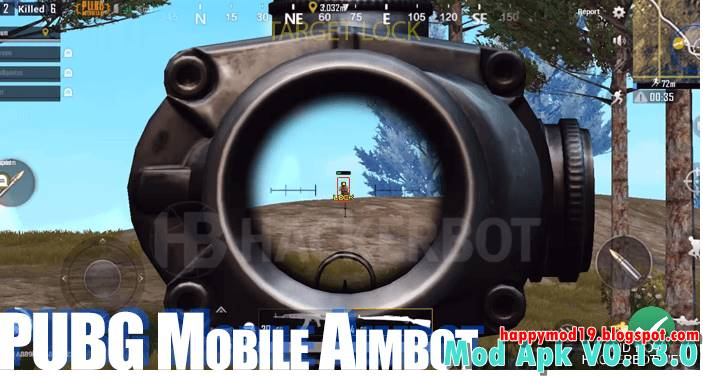 PUBG Mobile Mod Apk v0 13 0 For Android ~ Modded Apk