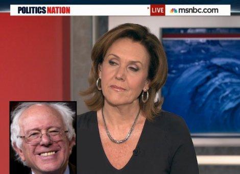 MSNBC Clinton shill Joan Walsh