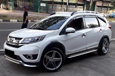 Honda BRV Modifikasi