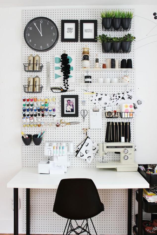5 ideas diferentes para montar tu espacio de trabajo en casa | De ...