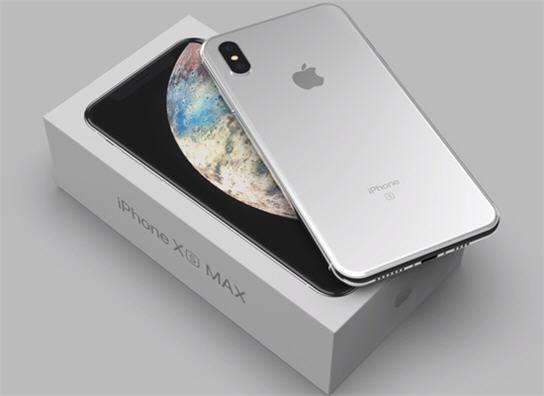 سعر تصليح شاشه ايفون iPhone XS Max فى التوكيل