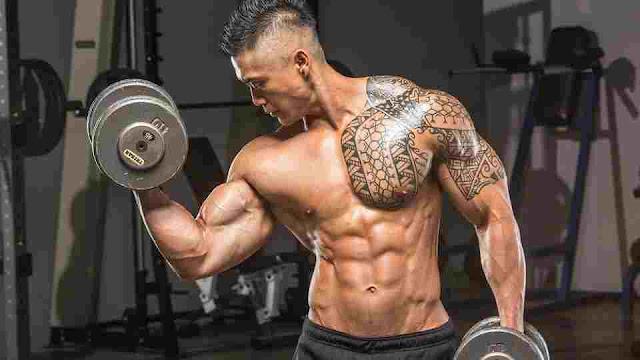 كم مرة يجب تمرين العضلة في الاسبوع ؟