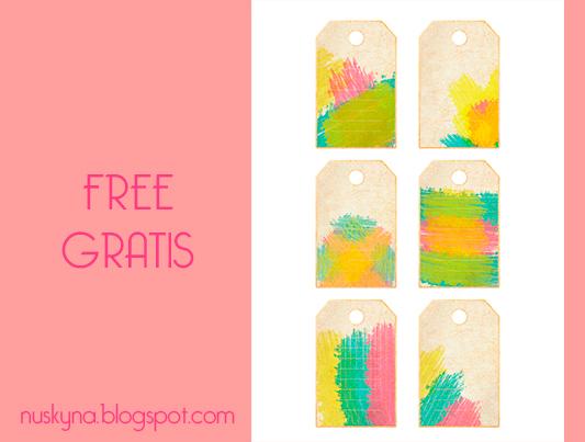 free printable tags