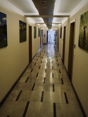 Hotel Pod Wulkanem, Kluszkowce, korytarz