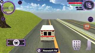 تحميل لعبة Miami crime simulator 3 للاندرويد بحجم 150 ميجا
