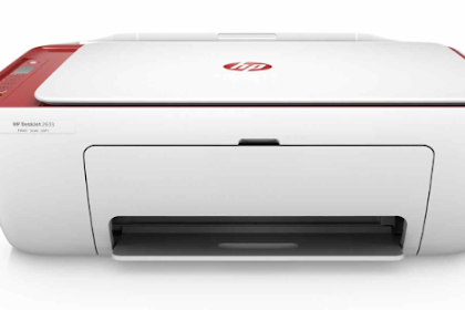 Hp Deskjet 2633 All-in-One Printer Driver
