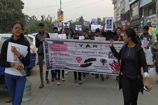 youth-against-rape-in-faridabad-started-by-youth-news