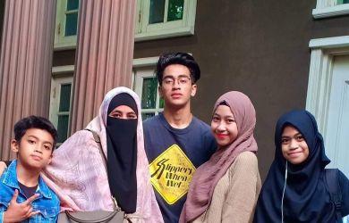 Tangis Ummi Pipik Pecah Melihat Adiba dan Syakir Daulay Menyanyikan Lagu 'Bidadari Surga'