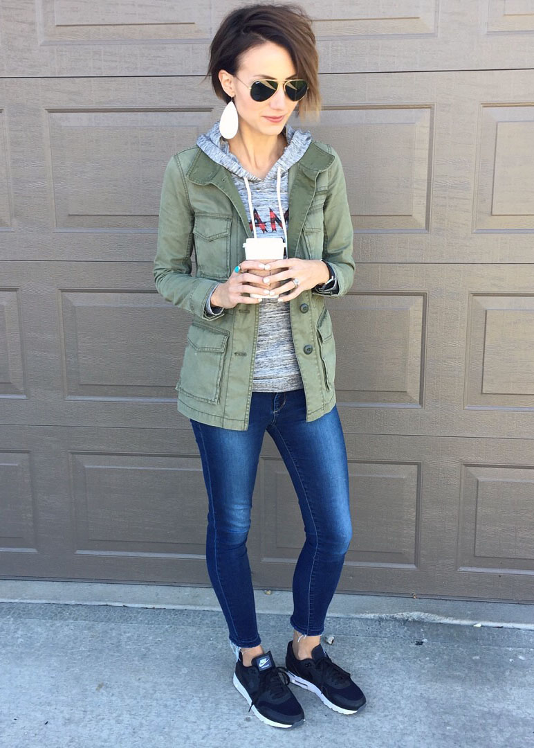 Everyday Style Late Fall One Little Momma