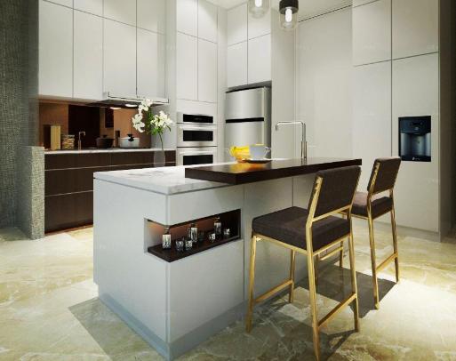 Buat Dapur Kamu Jadi Lebih Elegan Tanpa Biaya Mahal