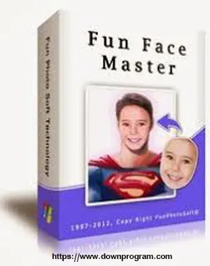 برنامج تركيب الصور على شخصيات | fun face master apk