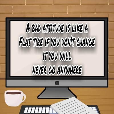 Attitude quotes Tagalog