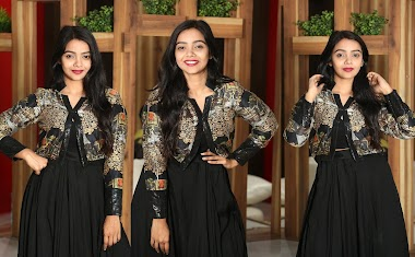 Nithya Shetty At O Pitta Katha Telugu Movie Interview Photos