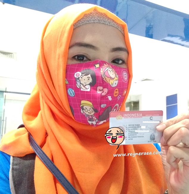 Mengurus Perpanjangan SIM C Di Tunjungan Plaza Surabaya Pada Masa Pandemi