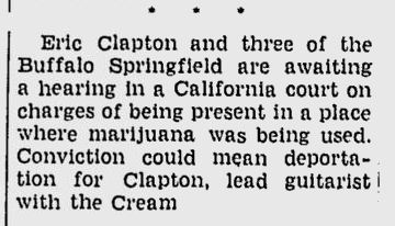 The Michigan Daily, 3. Mai 1968