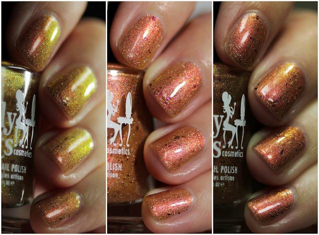 Girly Bits How You Dune? swatch by Streets Ahead Style
