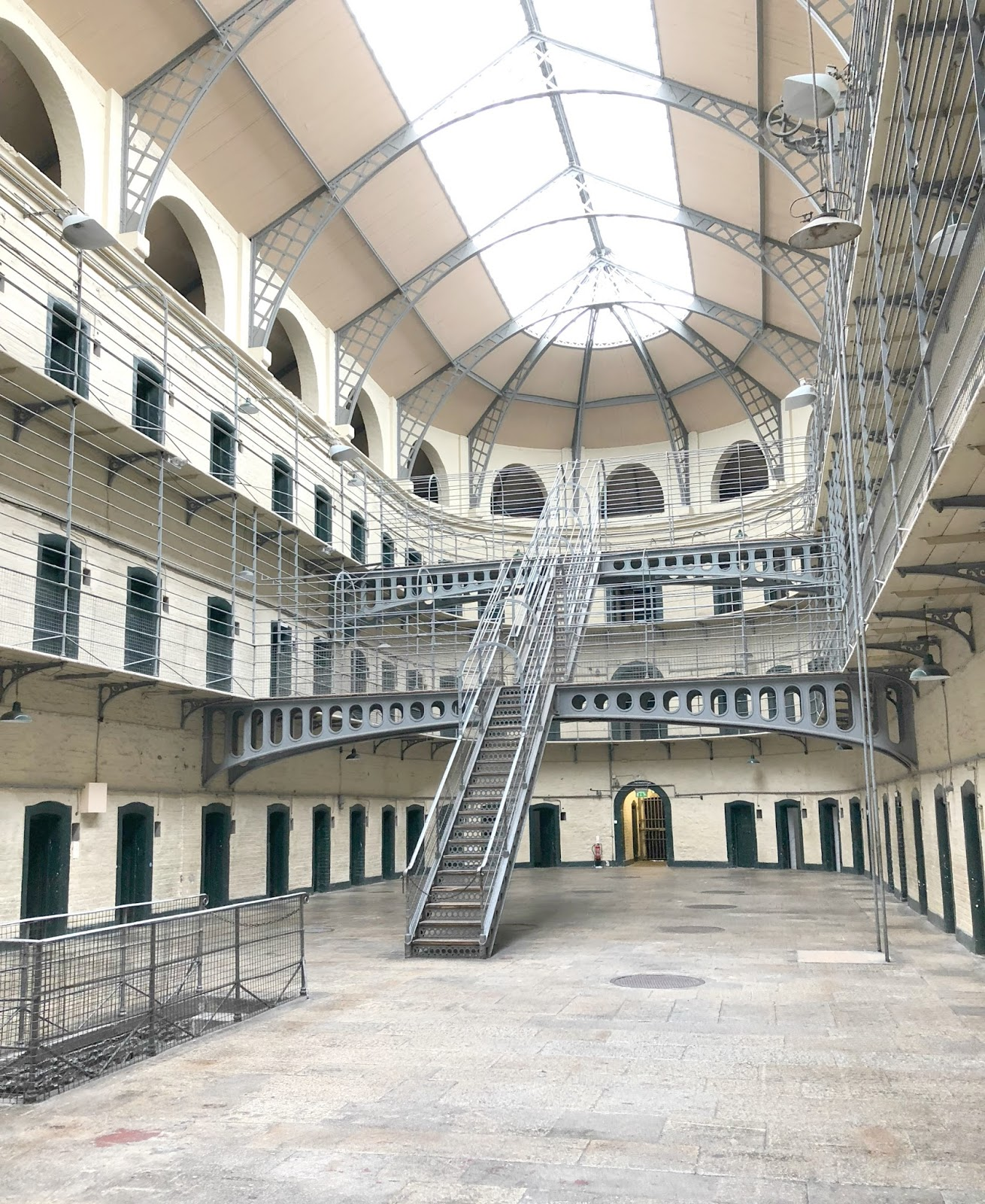 How to Spend a Weekend in Dublin - Kilmainham Gaol