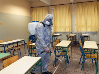 Federal Government To Disinfect School Before Resumption