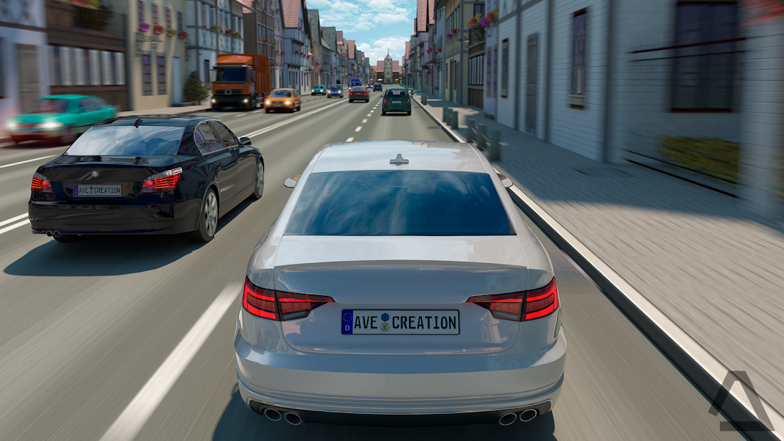 Driving Zone: Germany Para Hileli APK