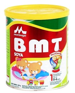 Merk Susu Soya Untuk Bayi Yang Bagus