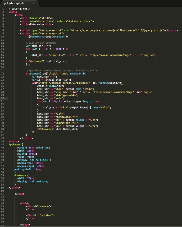 API's, jQuery, and AJAX   My journey into Web Development
