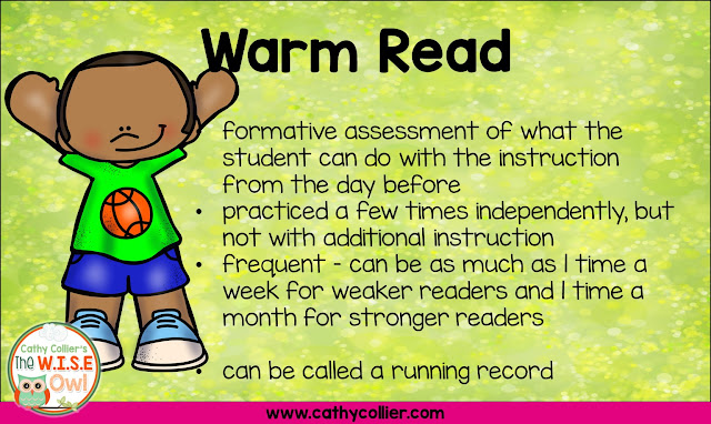Cold Read? Warm Read? Hot Read? Using each type of reading can help teachers create strong, independent readers through lessons, practice, and refinement.