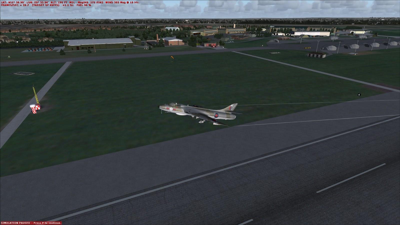 MS Flight Simulator X: AlphaSim Freeware Aircraft