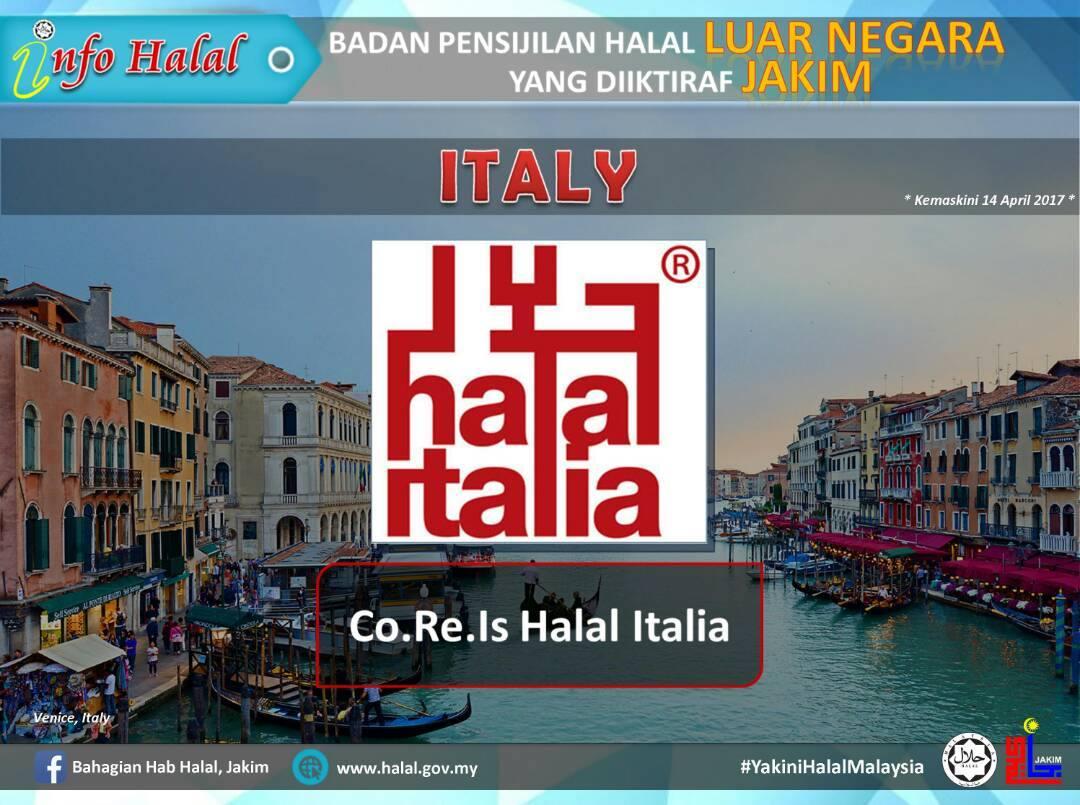 logo halal itali