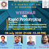 बी. पी. मंडल इंजीनियरिंग कॉलेज में Rapid Prototyping विषय पर ऑनलाइन वेबिनार का आयोजन