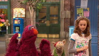 Telly, Sesame Street Episode 4405 Simon Says season 44
