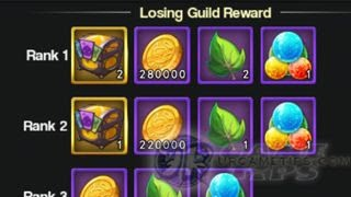 Ragnarok Rush - Losing Side Rewards