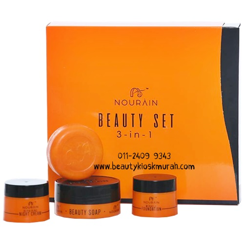 Nour Ain Beauty Set 3in1