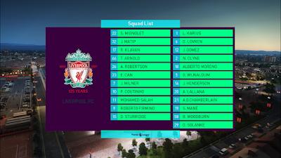 PES 2018 Premier League Scoreboard by Ginda01