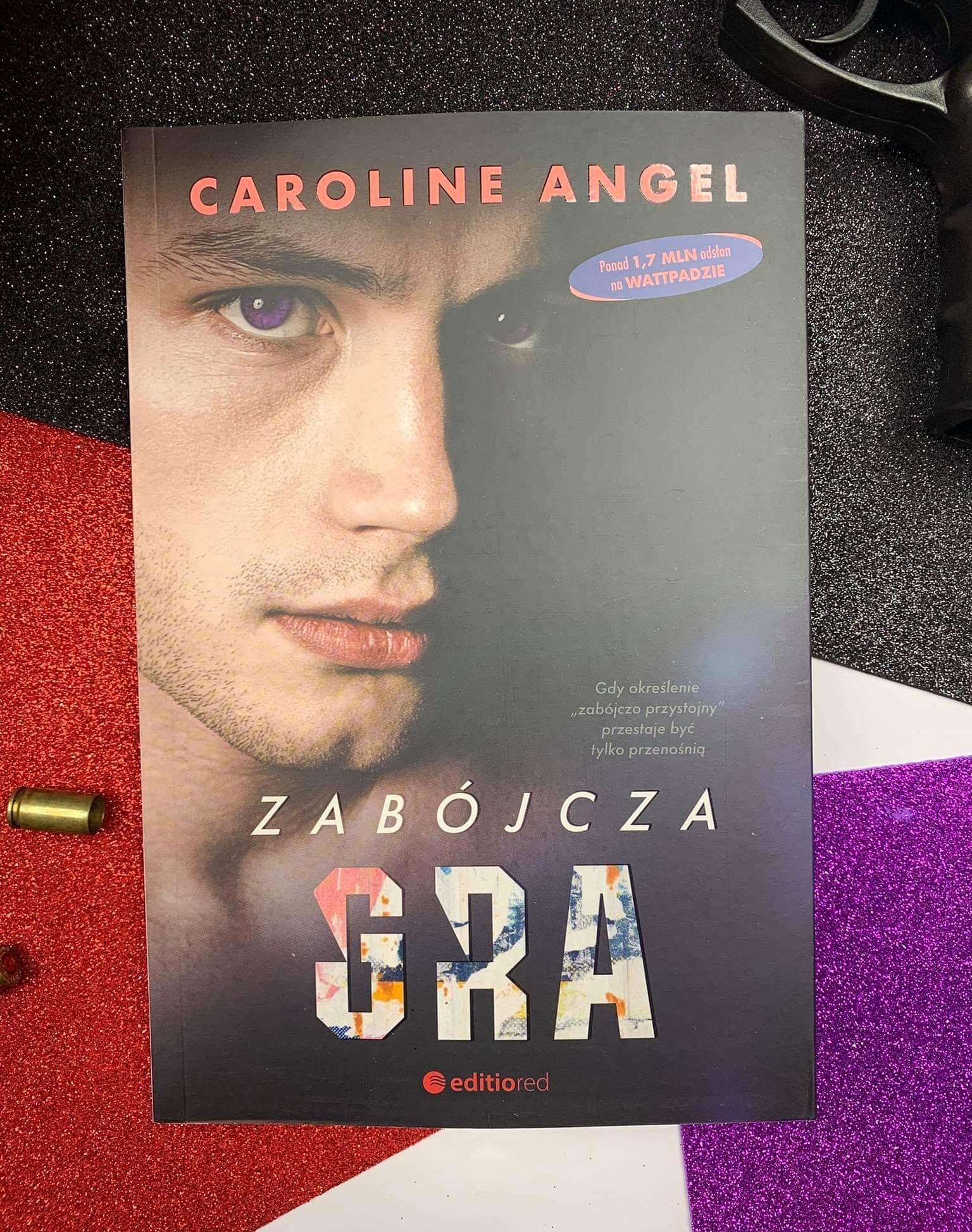 Zabójcza gra Caroline Angel