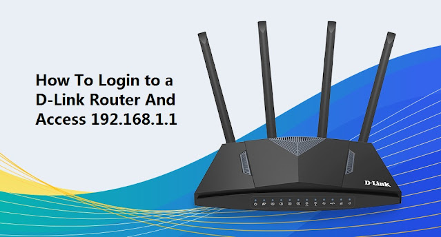 How To Login to a D-Link Router