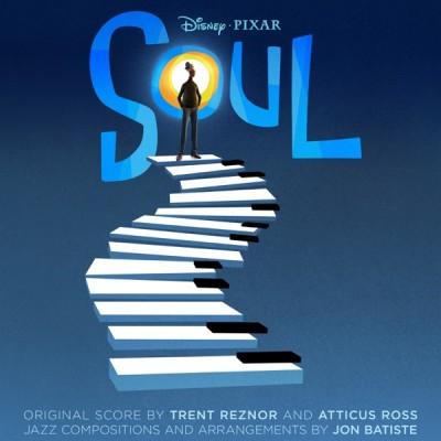 Soul (Original Motion Picture Soundtrack) (2020) - Album Download, Itunes Cover, Official Cover, Album CD Cover Art, Tracklist, 320KBPS, Zip album